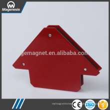 China gold manufacturer fine quality magnetic angle welding holder