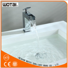 Single Lever Deck Mounted Basin Tap