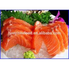 Prix bon marché chum salmon fillet pour vente chaude