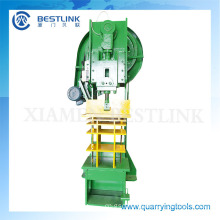 High Workplece Breaking Machine for Split Natural Face
