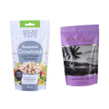 Impresión CMYK personalizada 500G Stand Up Food Powder Pouch