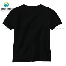 Promotional Cotton Round Neck Shirt / Clothes / Garment