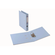 Пластиковая папка с двумя отверстиями для школьного офиса