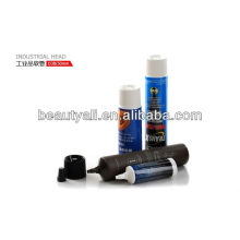plastic industrial tubes for adhesive