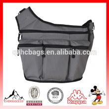 Cool mensageiro sacos de bebê saco de fraldas do indivíduo ao ar livre carrinho de viagem do saco da mamãe (ES-Z365)