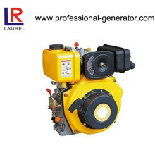 Vertical Air Cooled Diesel Engine with 10 HP Single Cylinder