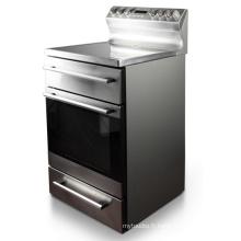 CE de haute qualité, four électrique de certificat de SAA avec la cuisinière