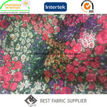 100 Polyester 300t Taffeta Printed Fabric for Lady′s Coat