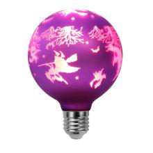 Optional Laser Painting Lamp Decorative Bulb