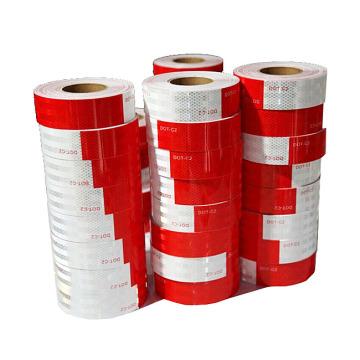 High Intensity Grade PVC / Pet Reflexfolie