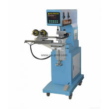 High speed ink cup plastic cup date printing machine with cleaning system