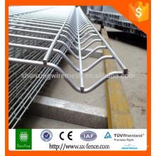 Hot Sale Trade pó revestido vedação cerca / Hot dip wire mesh cerca / jardim cerca