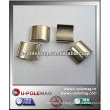 sintered neodymium arc segment magnet
