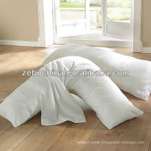 Hot selling design direct factory made wholesale costom hotel bed bolster pillows