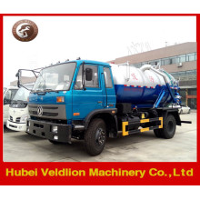 Hot Sale in Africa Dongfeng 10m3 Sewage Suction Truck