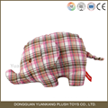 Soft baby plush toy stuffed elephant doll for kids