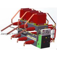 Yfgzn35-40.5D / T1250-25- Hv Disyuntor de vacío con seccionador