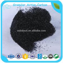 El proveedor de carbón activo proporciona carbón activado granular a base de carbón de alto valor de yodo