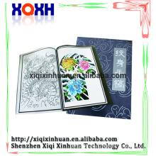 High quality airbrush tattoo stencil book,tattoo books flash on sale
