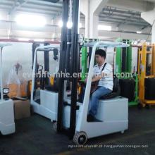 Caminhão de empilhadeira a pilhas de 1000kg Mini Electirc com CE e baixo preço