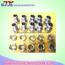 Изготовление на заказ все модели металл/пластмасса CNC поворачивая