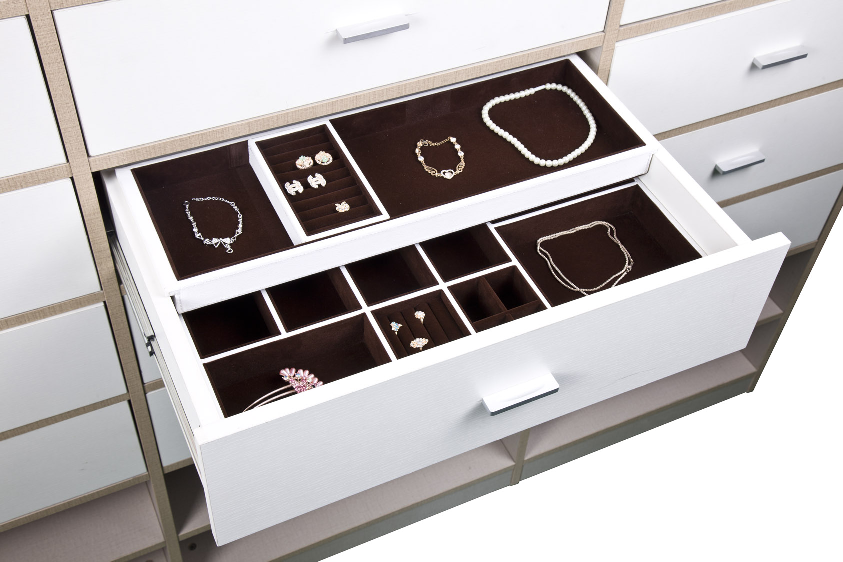 drawer storage box