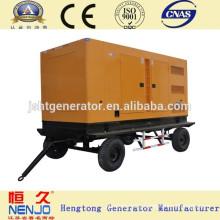 Volvo 400kw Mobile Power Station Series Diesel Generator Set