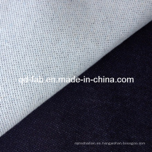 La manera 104 * 126cotton / poli / tela del dril de algodón de Lycra (QF13-0730)