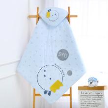 super soft sammer wraping sublimation blanket matching headband for babies kikds blanket
