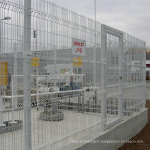 Curved Welded Wire Mesh hotdipped galvanized
