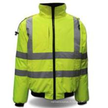 Vêtements de travail de protection de sécurité personnalisés Salut Veste de vêtements de travail