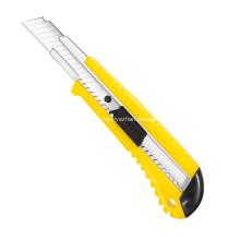 Couteau d'art de couteau utilitaire de coupe de bureau 18mm