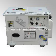 5kw tragbarer Benzin-Generator (GG6500S)