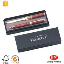 Custom pen paper gift packaging box