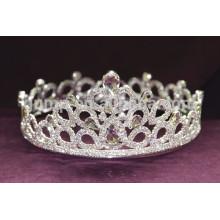 Rhinestone Kristall Schönheitswettbewerb Kronen & Tiaras