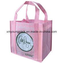 Kundenspezifische bedruckte wiederverwendbare umweltfreundliche tragen alle Einkaufstasche