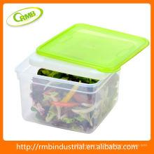 Boîte à lunch en plastique pour la vie quotidienne