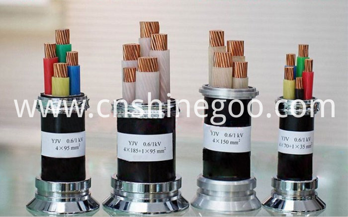 0.6/1kV PVC Power Cable
