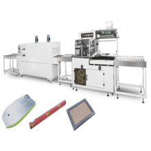 Side seal automatic heat sealing shrink packing machine