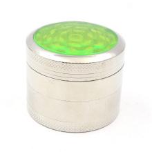 cheap custom logo herb grinder four-layer smoke grinder