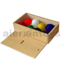 Montessori Educational Toys Gabe 1 (3cm)
