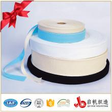 Garment accessory wide 3 inch wide cotton webbing