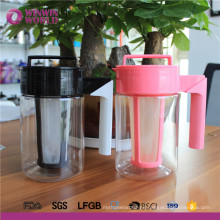 Wholesale Carafe Cold Pitcher with Tritan BPA FREE Lid For Juice, Iced Tea, Lemonade