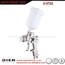 De boa qualidade HVLP auto pintura pistola H970 AS1001A