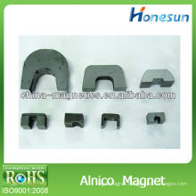 U-shape alnico magnet for education using
