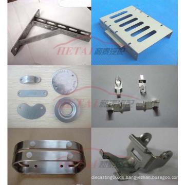 Kundenspezifische Blechstanzteile für Werkzeuge