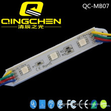 China Supplier SMD 5050 Waterproof RGB LED Module with CE, RoHS, 5 Year Warranty