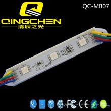 5050 DC12V Светодиодный модуль для наружного размещения рекламы