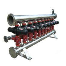 Filtre à disque anti-retour de haute qualité pour l'irrigation