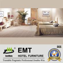 Ensemble de meubles de chambre à l'hôtel Nice Twin Bed (EMT-B0902)